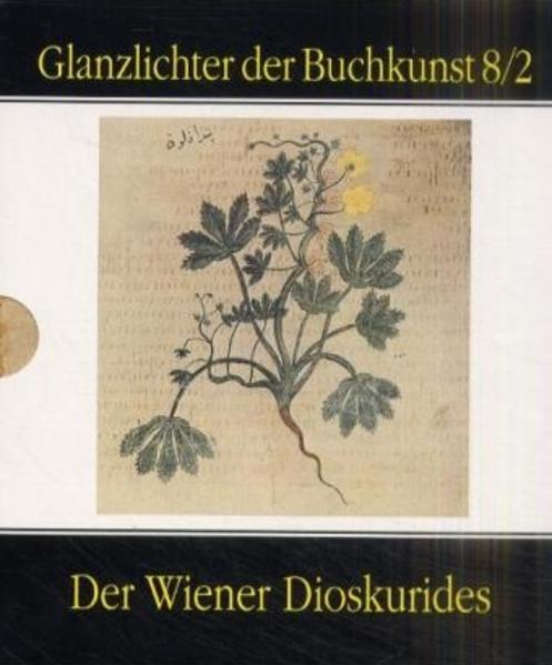 Der Wiener Dioskurides 2 als Buch