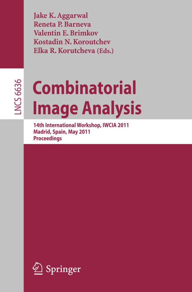 Combinatorial Image Analysis als Buch von