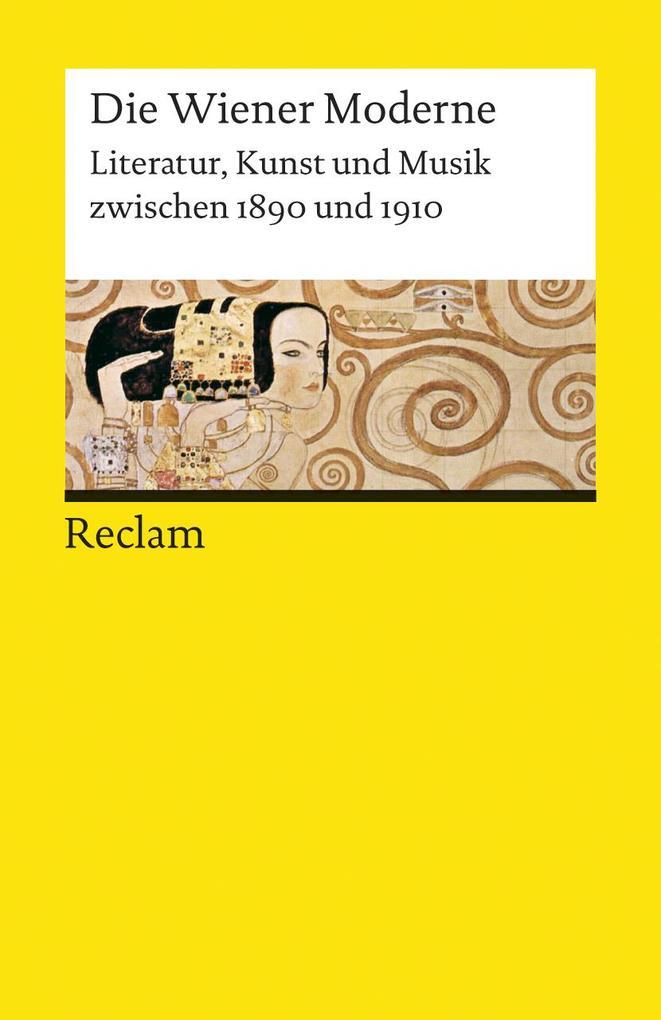 Die Wiener Moderne als Taschenbuch