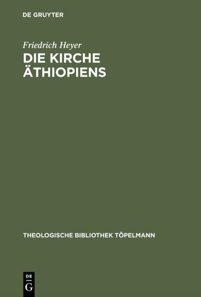 Die Kirche Äthiopiens als Buch