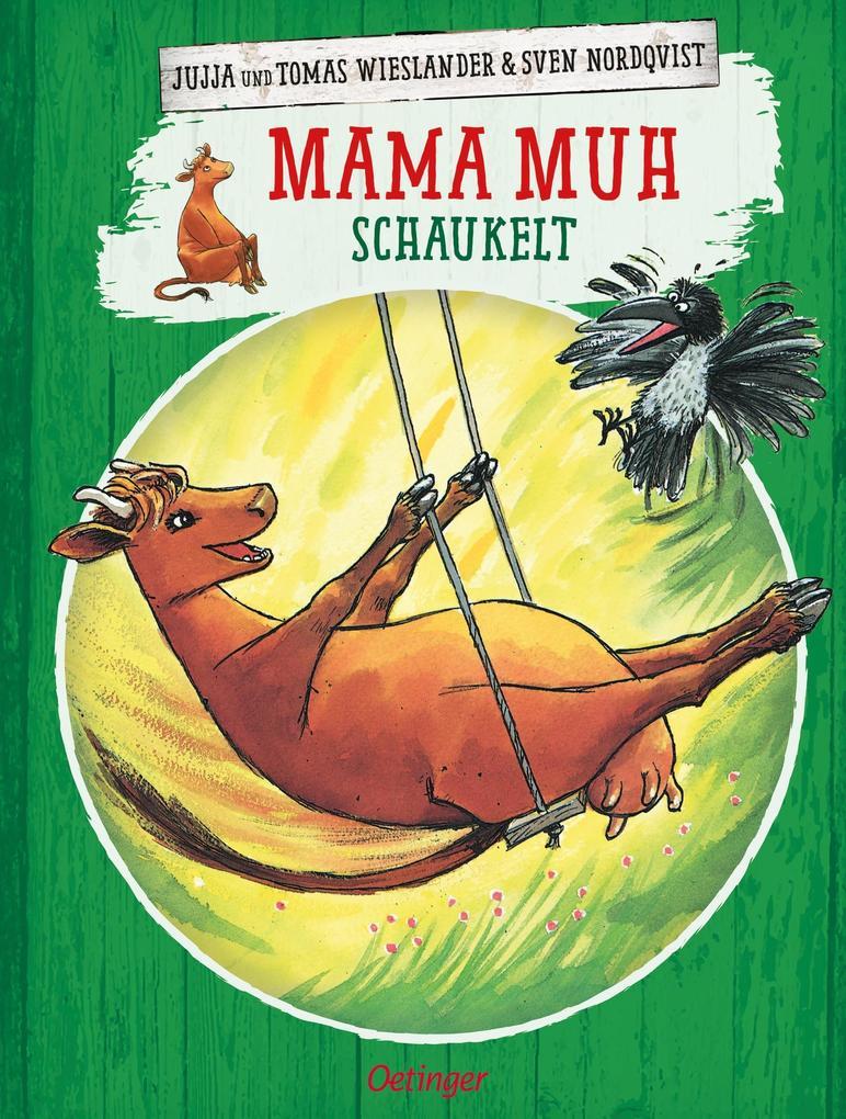 Mama Muh schaukelt als Buch