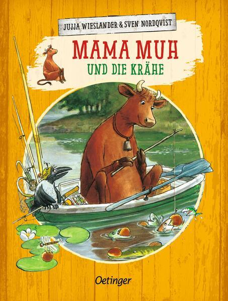 Mama Muh und die Krähe als Buch