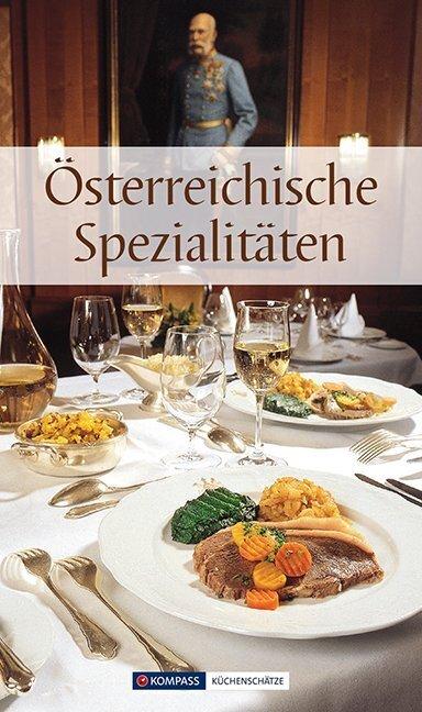 Österreichische Spezialitäten als Buch