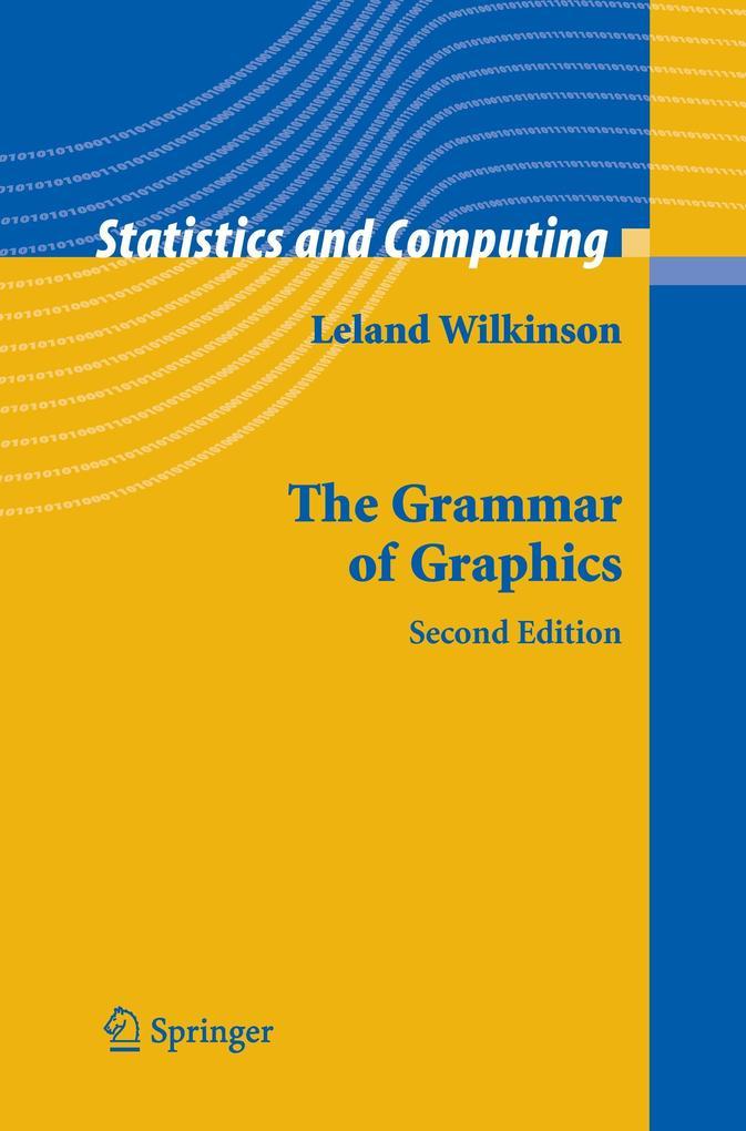 The Grammar of Graphics als Buch von Leland Wil...