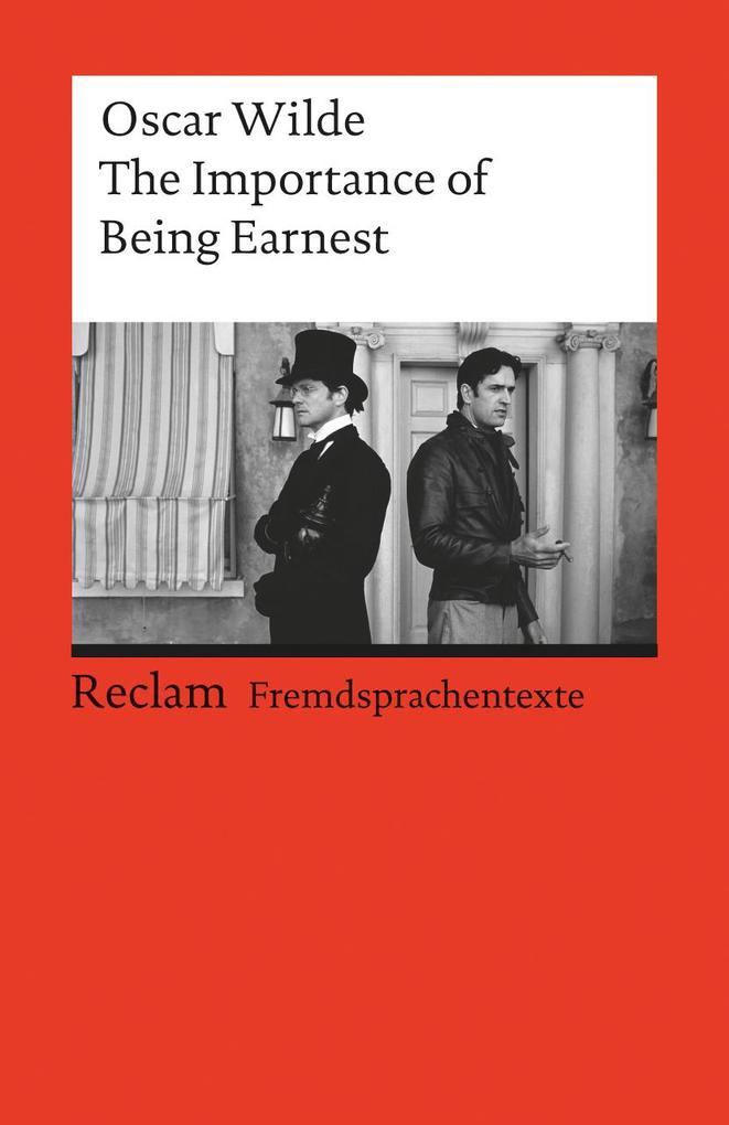 The Importance of Being Earnest als Taschenbuch
