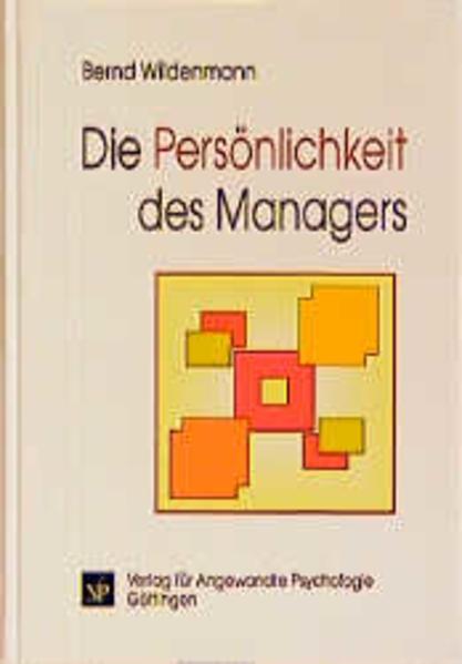 Die Persönlichkeit des Managers als Buch