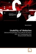 Usability of Websites