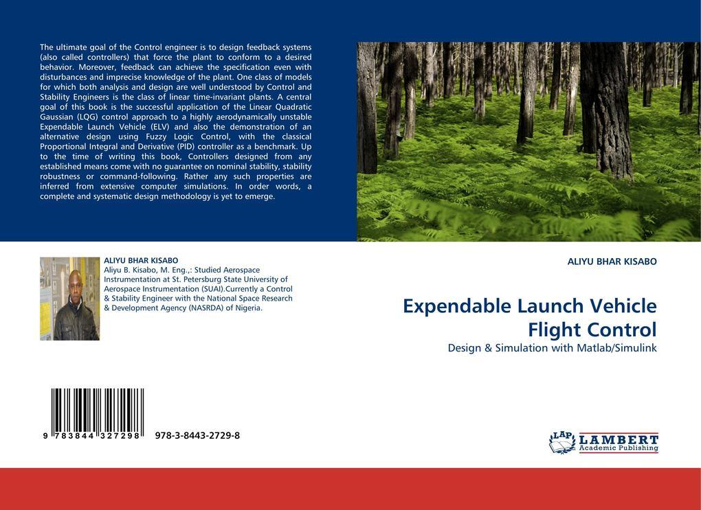 Expendable Launch Vehicle Flight Control als Bu...