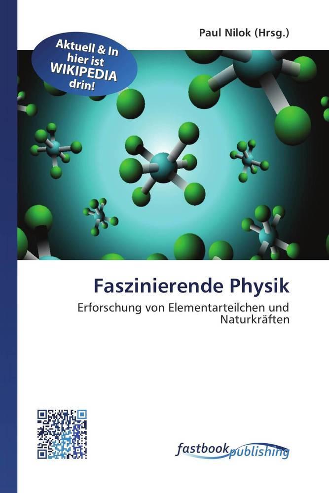 Faszinierende Physik als Buch von