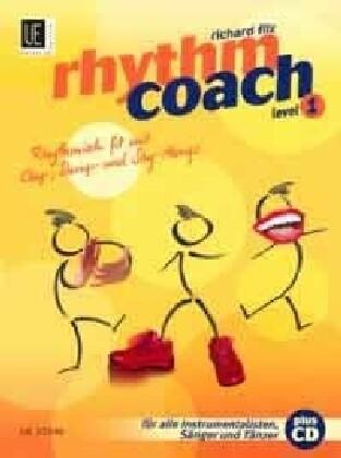 Rhythm Coach. Band 1 als Buch von Richard Filz