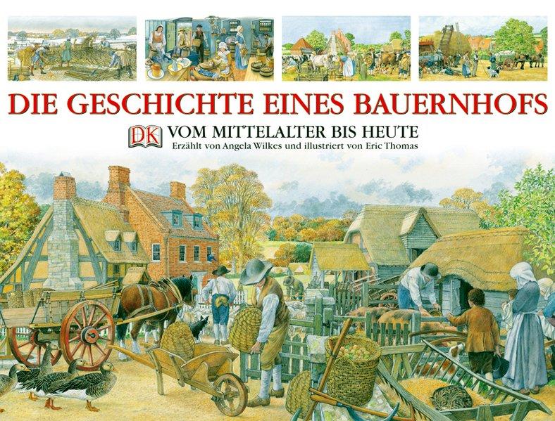 Die Geschichte eines Bauernhofs als Buch