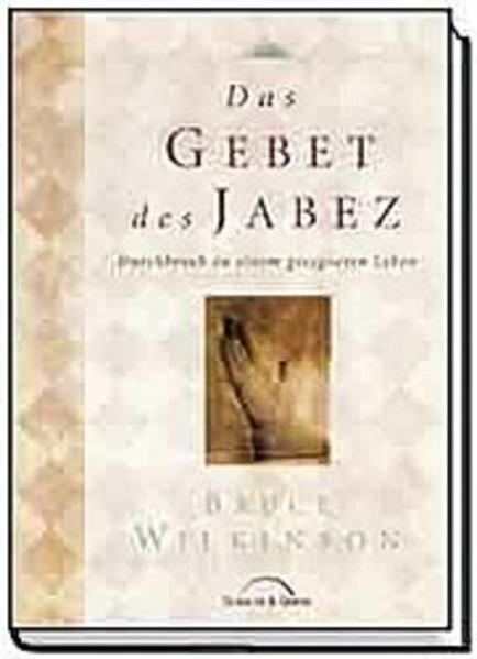 Das Gebet des Jabez als Buch