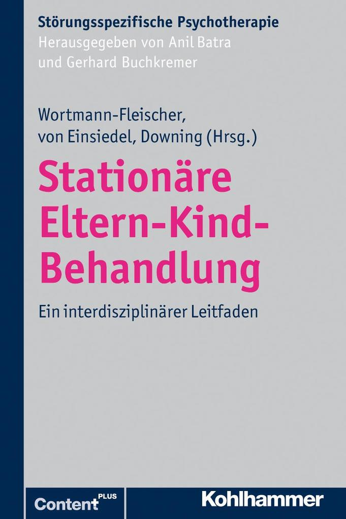 Stationäre Eltern-Kind-Behandlung als Buch