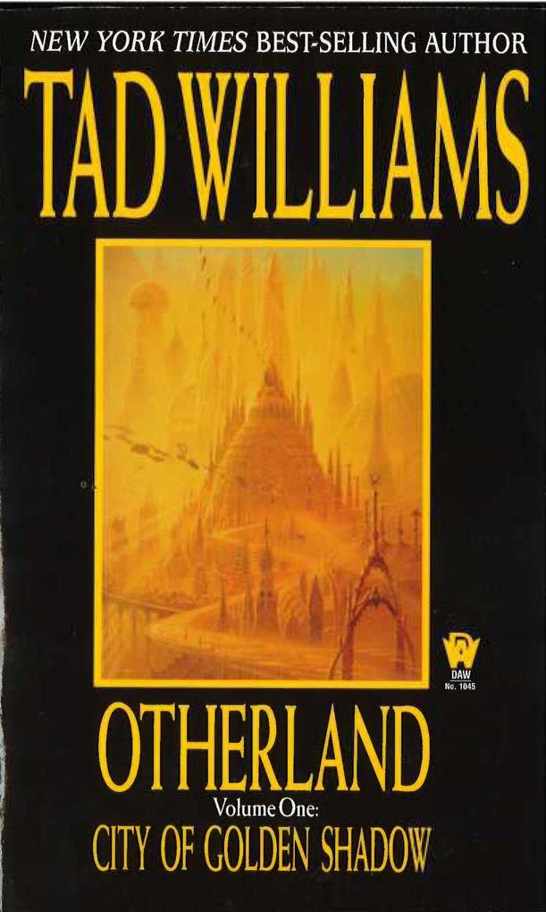 Otherland 1. City of Golden Shadows als Taschenbuch