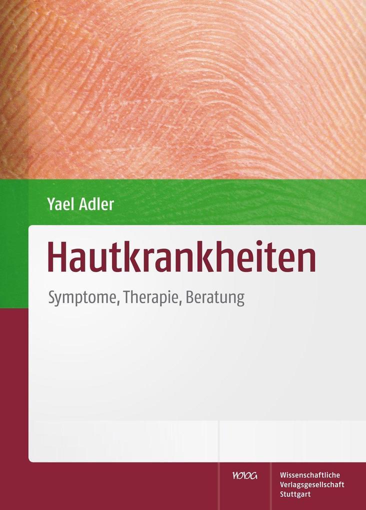 Hautkrankheiten als Buch