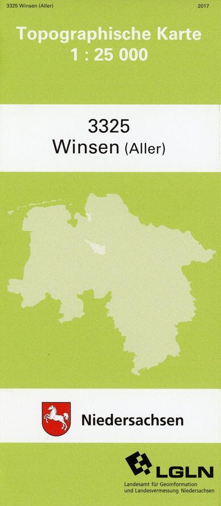 Winsen (Aller) 1 : 25 000 als Buch