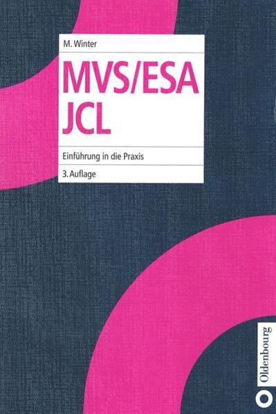 MVS / ESA JCL als Buch