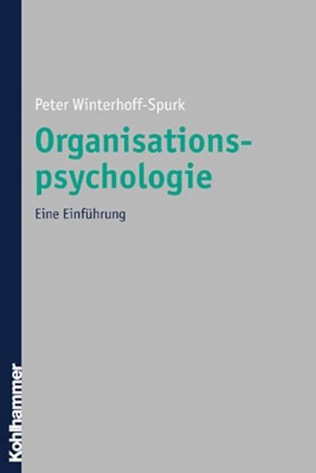 Organisationspsychologie als Buch