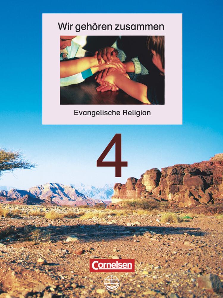Wir gehören zusammen 4. Schülerbuch als Buch