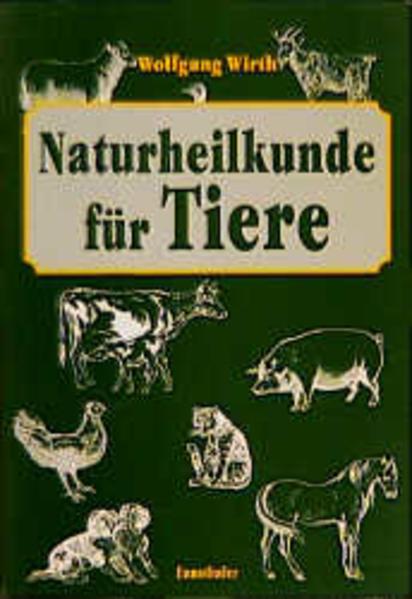 Naturheilkunde für Tiere als Buch