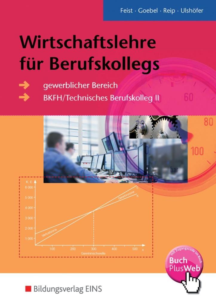 Wirtschaftslehre für Technische Gymnasien und Berufskollegs technischer Richtung. Lehr-/Fachbuch als Buch