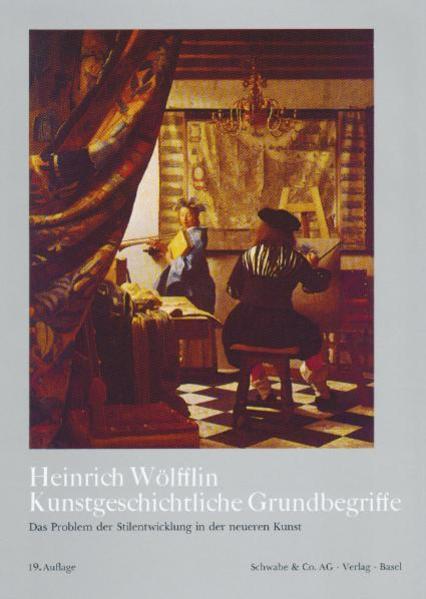 Kunstgeschichtliche Grundbegriffe als Buch