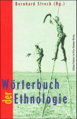 Wörterbuch der Ethnologie als Buch