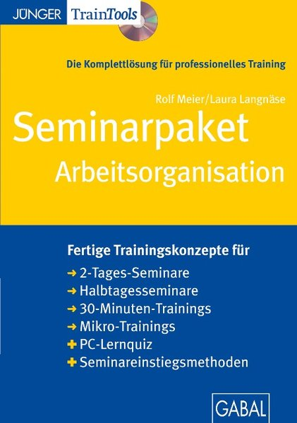 Seminarpaket Arbeitsorganisation