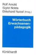 Wörterbuch Erwachsenenbildung als Buch