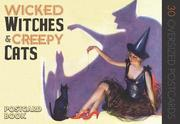 Wicked Witches & Creepy Cats: Postcard Book