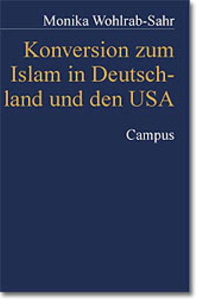 Konversion zum Islam in Deutschland und den USA als Buch