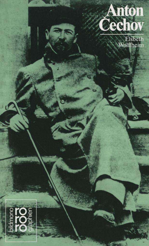 Anton Cechov ( Tschechow) als Taschenbuch