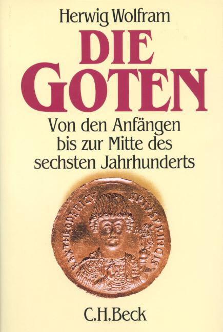 Die Goten als Buch