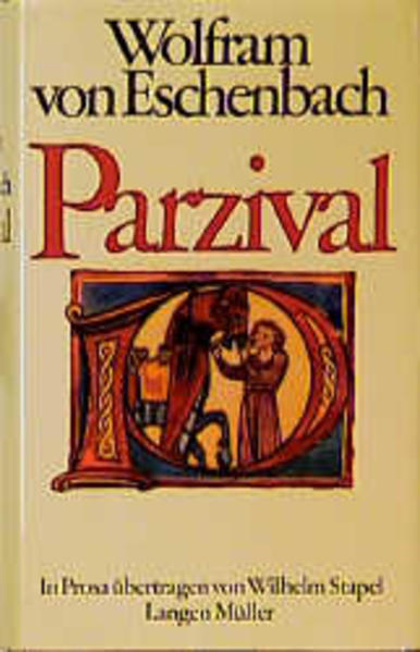 Parzival als Buch
