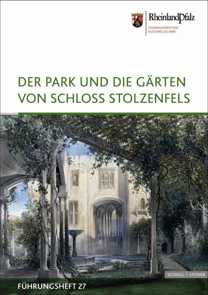 Der Park und die Gärten von Schloss Stolzenfels...