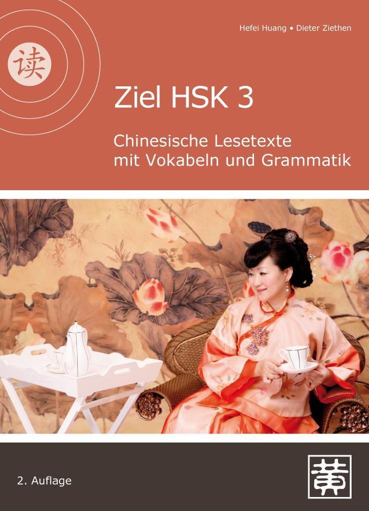 Ziel HSK 3 als Buch (kartoniert)