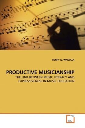 PRODUCTIVE MUSICIANSHIP als Buch von HENRY N. W...