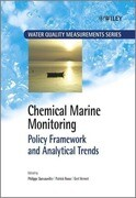 Chemical Marine Monitoring: Policy Framework and Analytical Trends