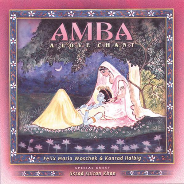 AMBA. A Love Chant. CD als Hörbuch