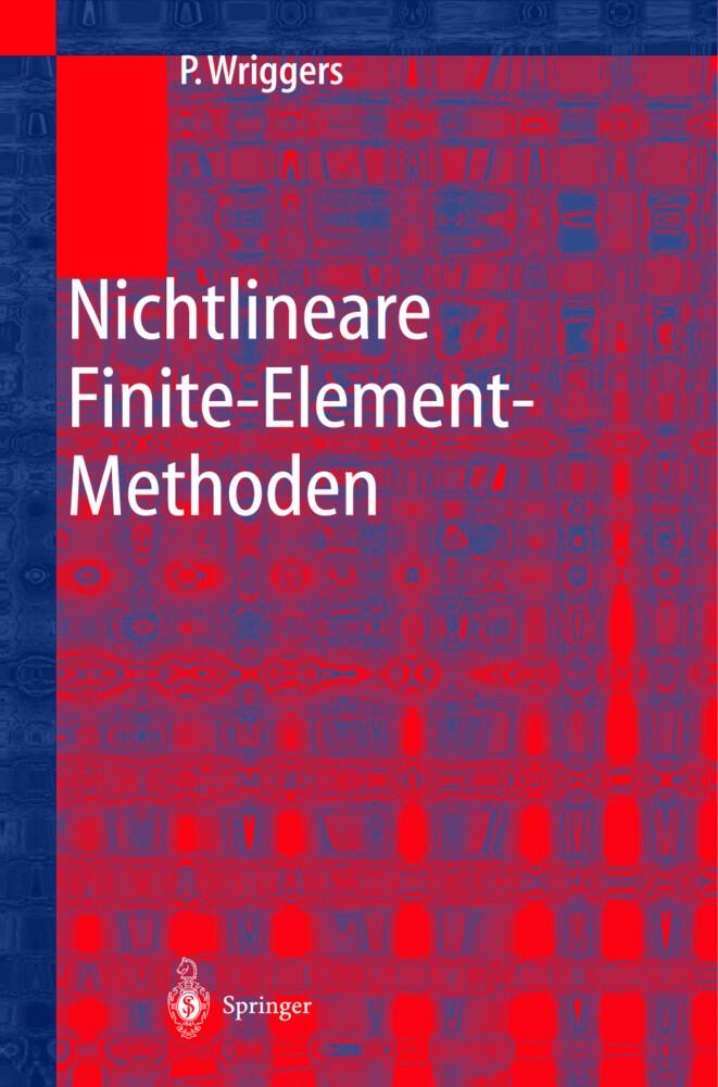 Nichtlineare Finite-Element-Methoden als Buch