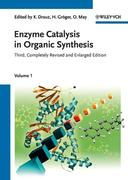 Enzyme Catalysis in Organic Synthesis. 3 volumes