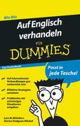 Auf Englisch verhandeln für Dummies Das Pocketbuch
