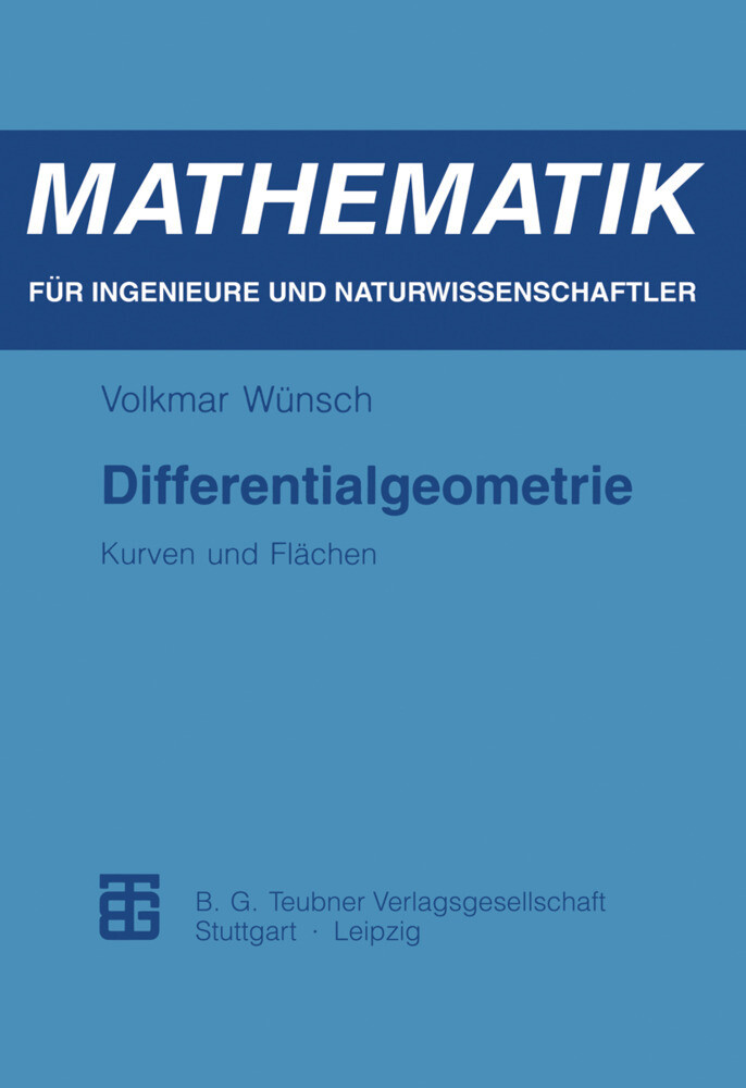 Differentialgeometrie als Buch