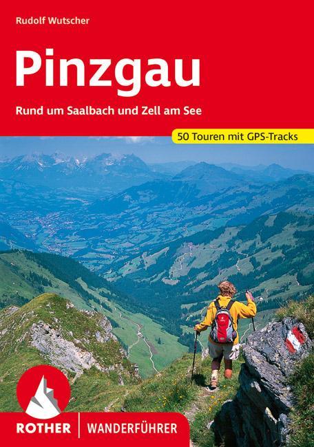 Pinzgau, Saalbach und Zell am See als Buch