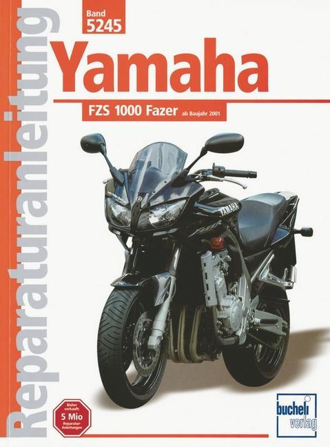 Yamaha FZS 1000 Fazer als Buch (kartoniert)