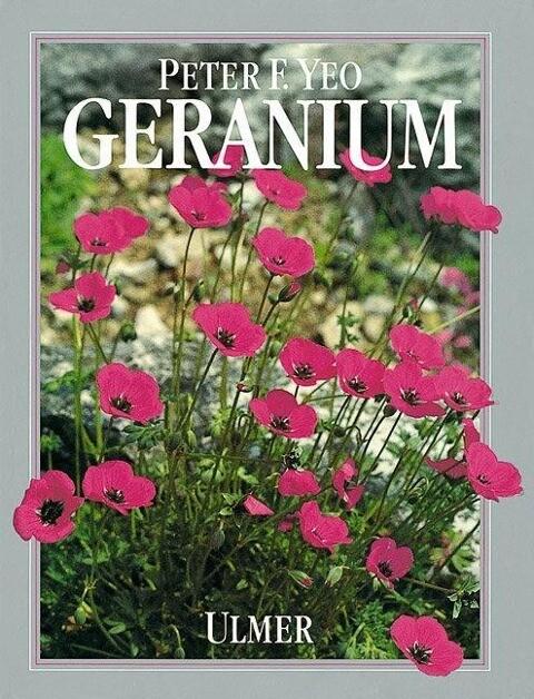 Geranium als Buch