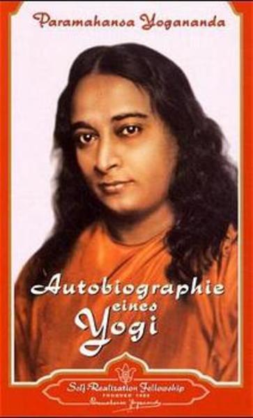 Autobiographie eines Yogi als Buch