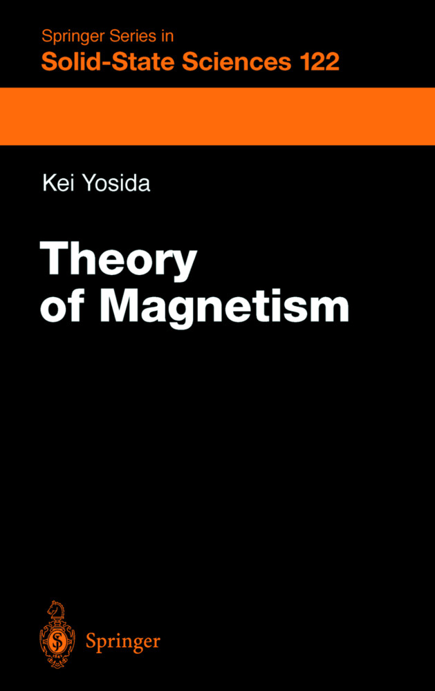 Theory of Magnetism als Buch