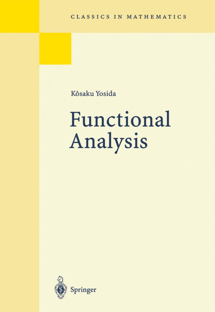 Functional Analysis als Buch