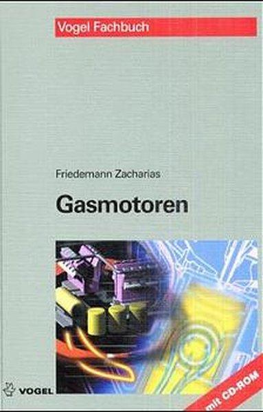 Gasmotoren als Buch